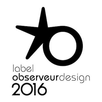 Design Observeur Label