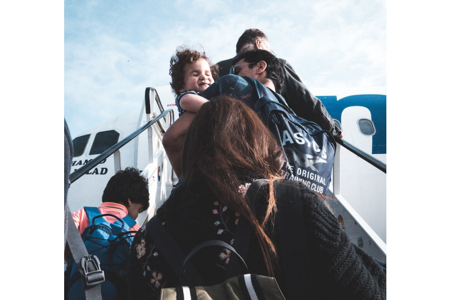 5 conseils pour occuper ses enfants dans l'avion?