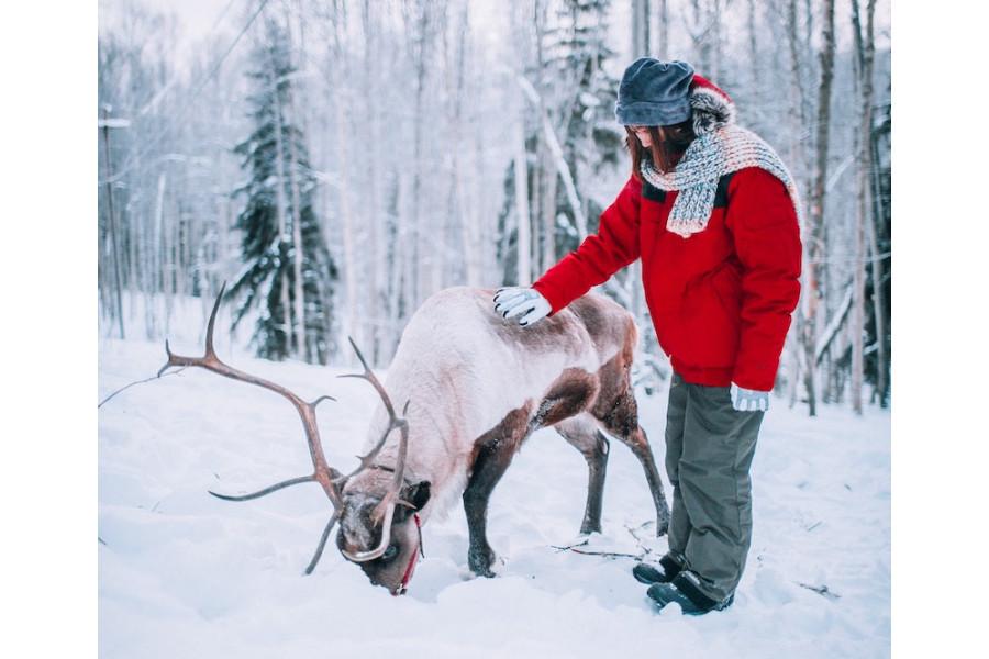 Comment préparer son voyage au pays du père Noël ?
