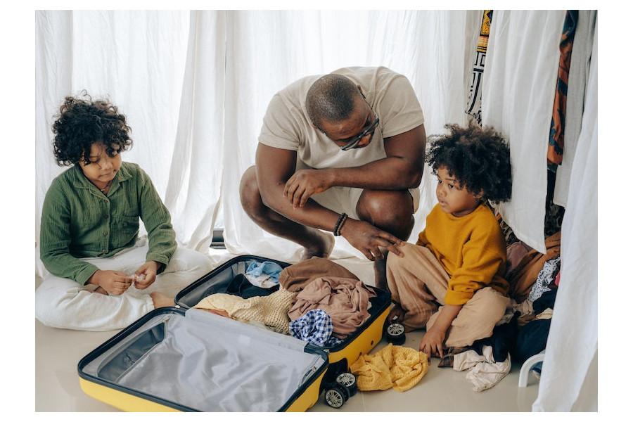 Que mettre dans son sac pour un tour du monde en famille?